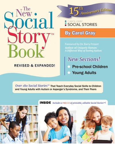 New Social Story Book *Revised and Expanded 15th Anniversary Edition
