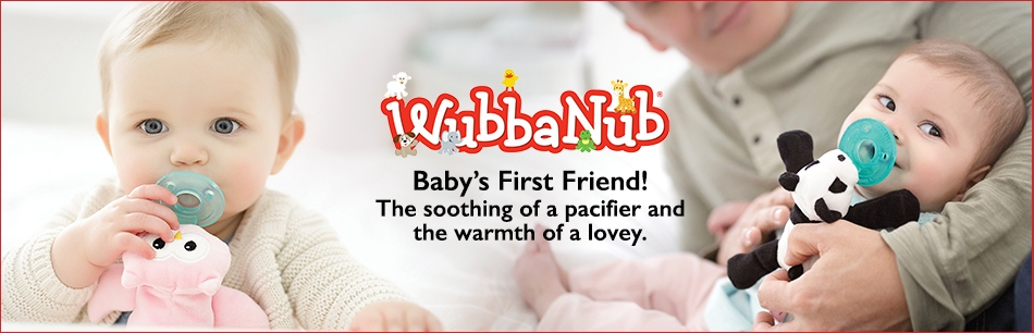 WubbaNub: Baby's First Friend