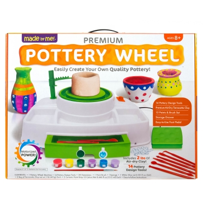 Make It Mine Premium Pottery Wheel