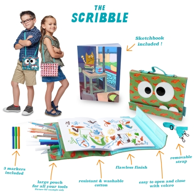 Scribble, the mobile drawing studio
