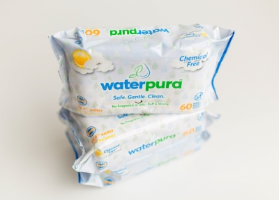 WaterPura Baby Wipes