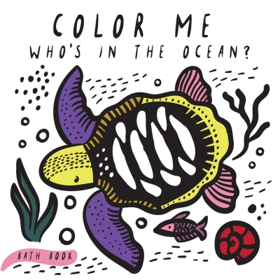 Color Me: Who's in the Ocean