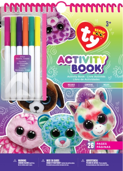 Ty Beanie Boos Activity Kit