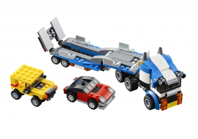 Creator Vehicle Transporter