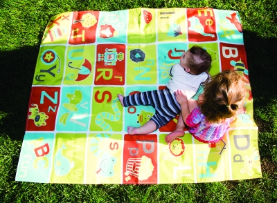 Baby & Toddler Products: A B C Mat