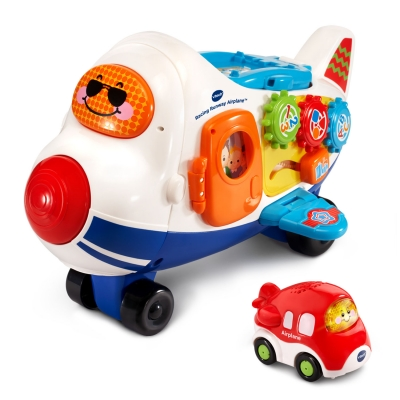 Go! Go! Smart Wheels Racing Runway Airplane