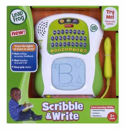 Mr. Pencil's Scribble & Write