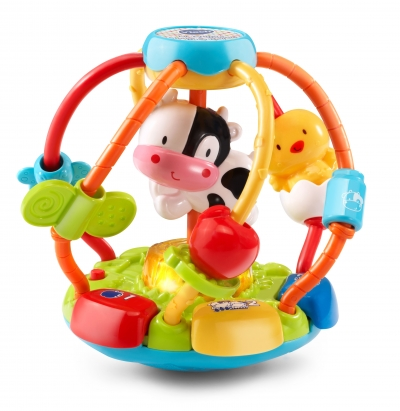 Lil' Critters Shake & Wobble Busy Ball