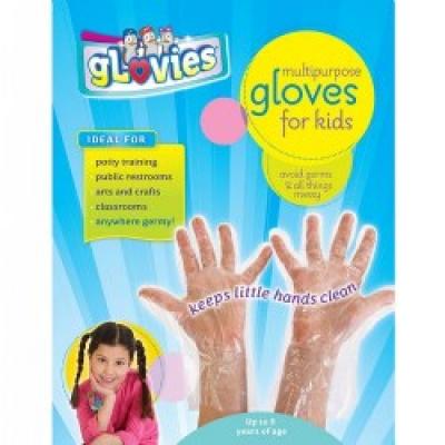 gLovies Multipurpose Disposable Gloves for Kids