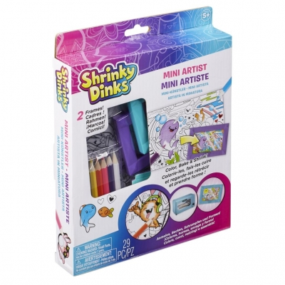 Shrinky Dinks Mini Artist Activity Set