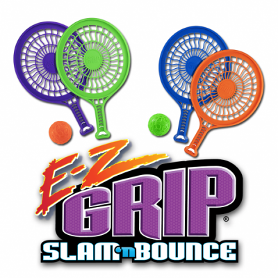 Tucker Toys' Grip Slam 'N Bounce