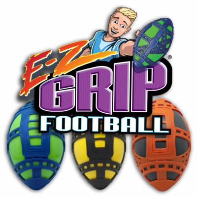 Tucker Toys EZ Grip Football