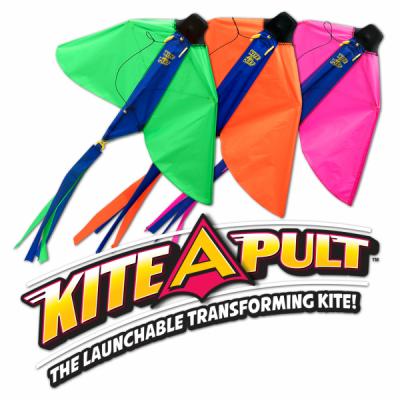 Tucker Toys' Kite-A-Pult