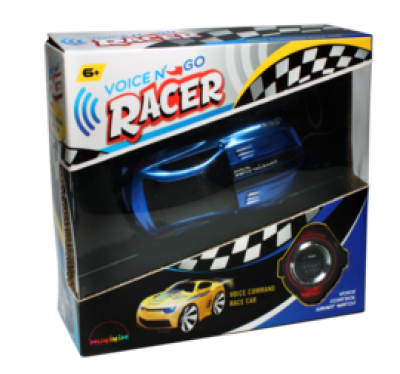 Voice N Go Cars- Red