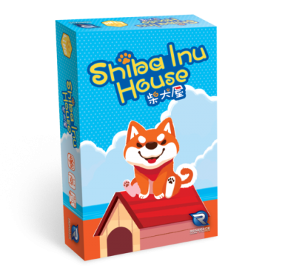 Shiba Inu House Game
