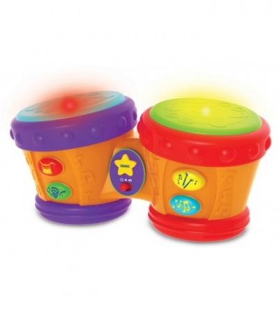 Little Baby Bongo Drums