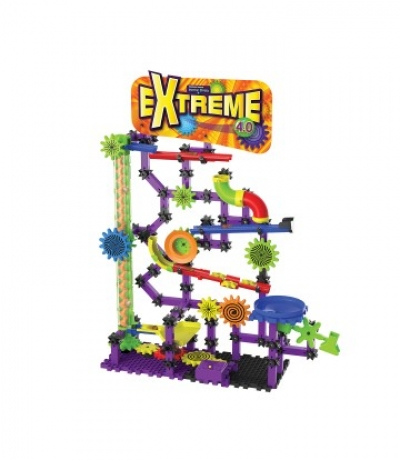Techno Gears Marble Mania Extreme 4.0 - 200+ Pieces
