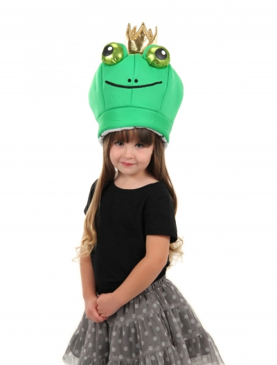 Frog Prince Reversible Hat