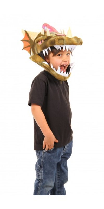 Dragon Jawesome Hat