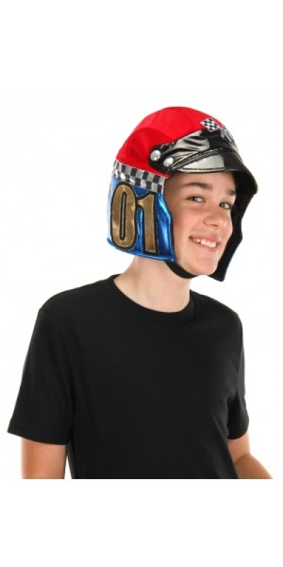 Racer Plush Hat