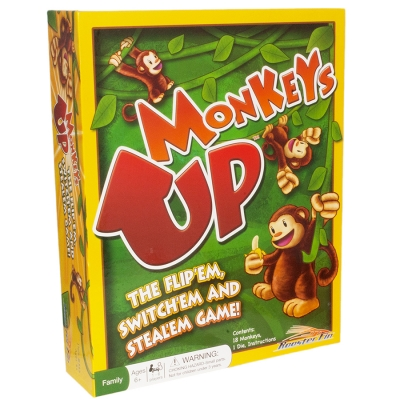 Monkeys Up