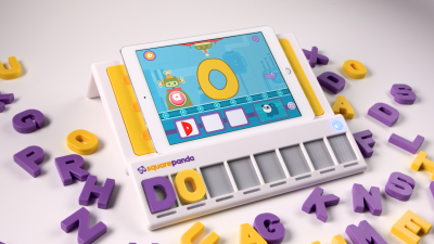 Square Panda Phonics Learning System