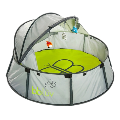 Nido - 2-in-1 Travel & Play Tent