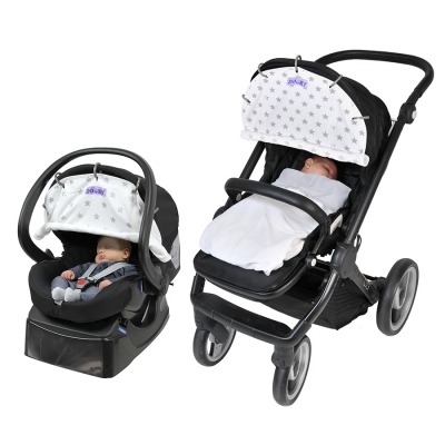 Dooky Universal Stroller and Car Seat Cover
