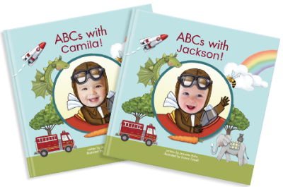 Books for Kids or Parents: ABCs with Me!