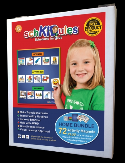 SchKIDules Home Bundle