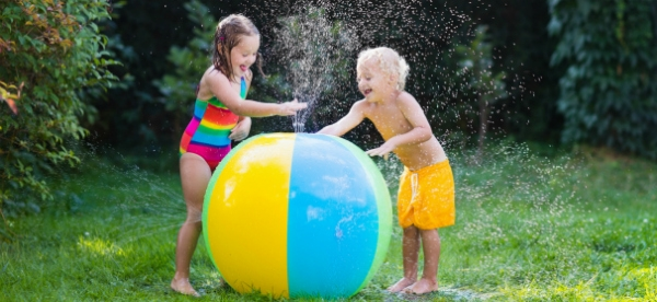 7 Ways to Have Soaking Fun with Water (No Pool Required)