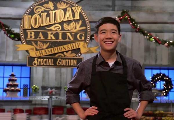 How Holiday Baking Championship Jackson Fujimori Learned