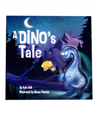 Books for Kids or Parents: A Dino's Tale