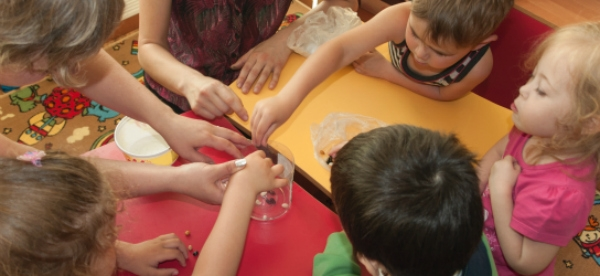 STEM for Preschoolers: Activities to Try at Home
