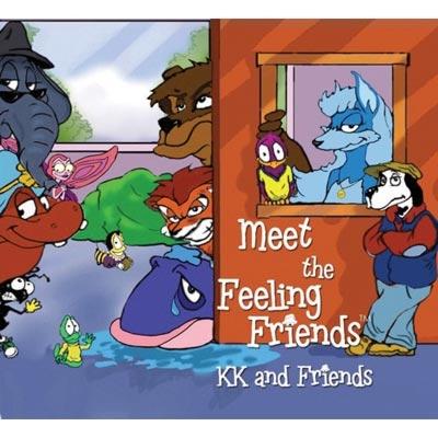 Meet the Feeling Friends