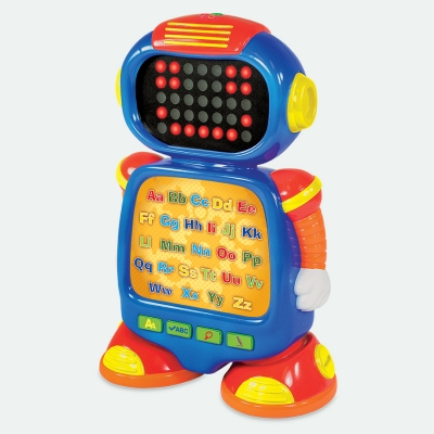 Touch and Learn Phonics Bot