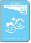 Child Health Passport (Baby Blue)