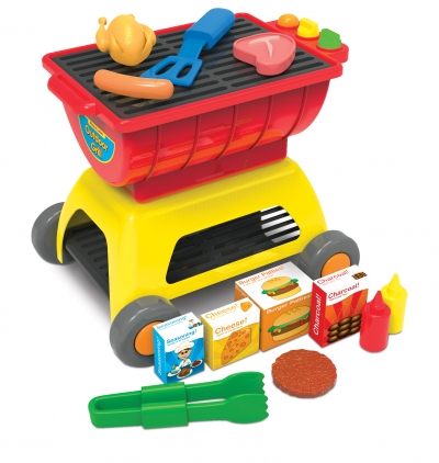 Play & Learn Outdoor Grill