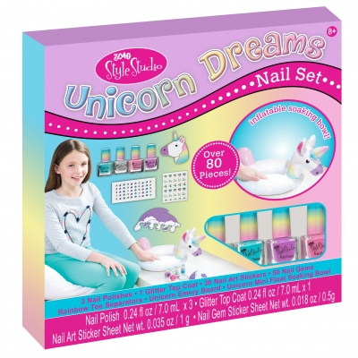 Unicorn Nail Set