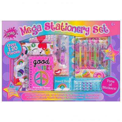 Mega Stationery Set
