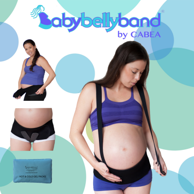Babybellyband Maternity and Hernia Support Kit