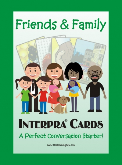 Friends & Family Interpra cards