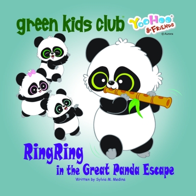 RingRing in the Great Panda Escape