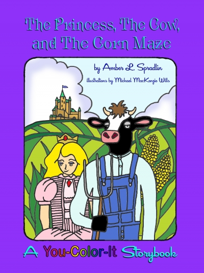The Princess, The Cow, and The Corn Maze