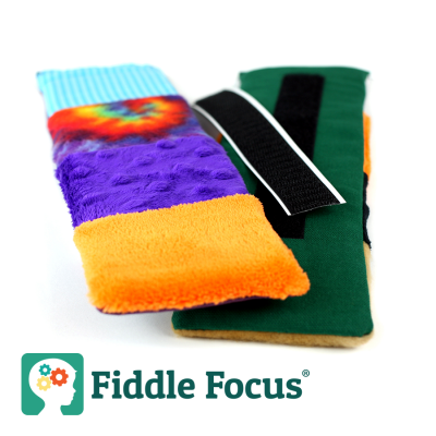 Fiddle Focus for Busy Fingers