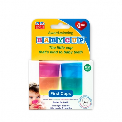 Babycup First Cup