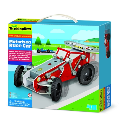 ThinkingKits / Motorised Race Car