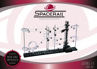 SpaceRail Marble Run - Level 1.1