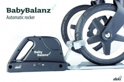 BABY BALANZ AUTOMATIC ROCKER