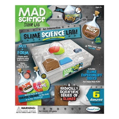 Mad Science Slime Lab